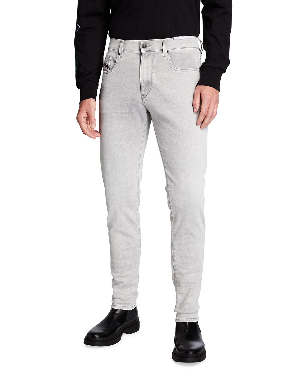 Men's D-Strukt Slim Light Wash Jeans