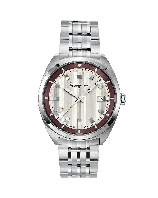 Men's 40mm Heritage Bracelet Watch