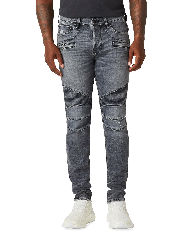 Men's The Blinder Skinny Biker Jeans