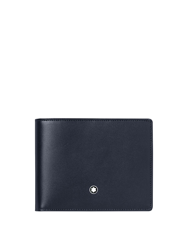 Men's Meisterstuck Degrade Leather Wallet