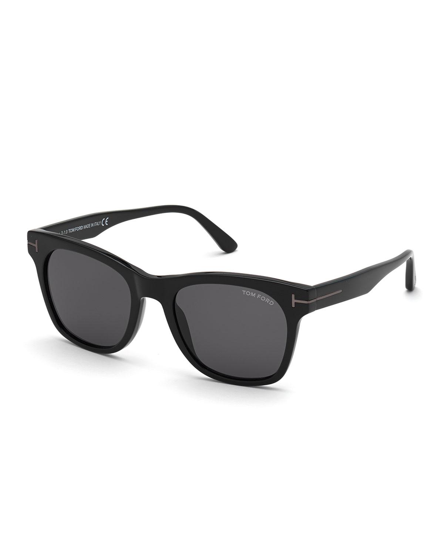 Men's Brooklyn Square Plastic Sunglasses