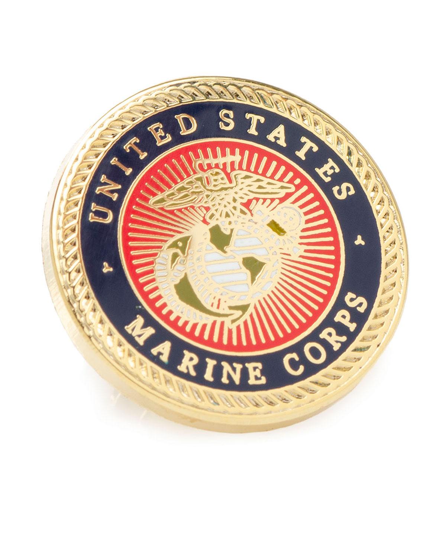 Men's US Marine Corps Lapel Pin