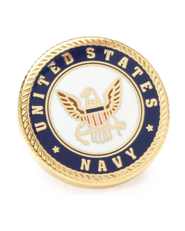 Men's US Navy Lapel Pin