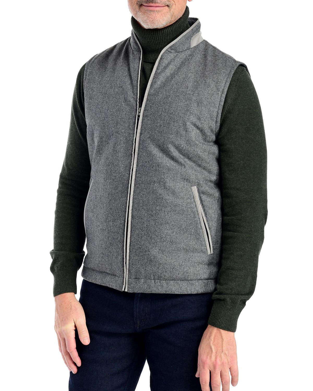 Men's Jameson Fleece Vest