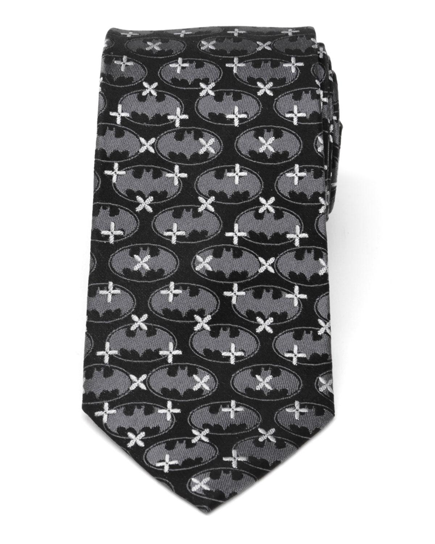 Cufflinks Inc. MEN'S BATMAN SILK TIE