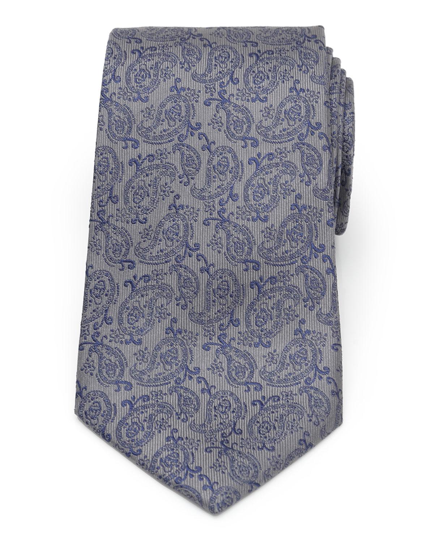 Men's Donald Duck Paisley Silk Tie