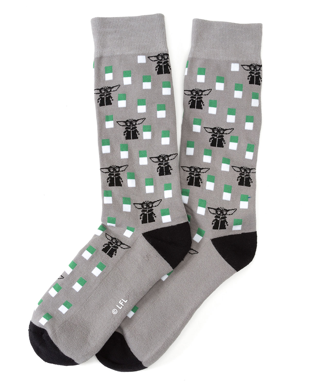 Men's The Mandalorian's The Child Socks