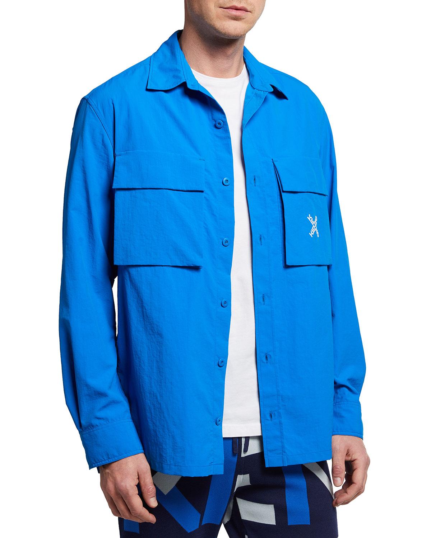 Men's 2-Pocket Sport Overshirt