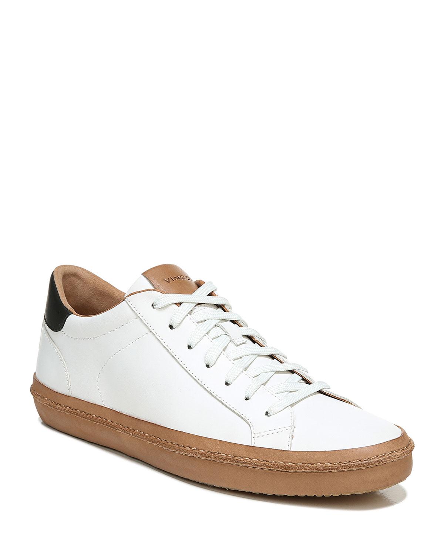 Men's Prescott Tricolor Low-Top Sneakers