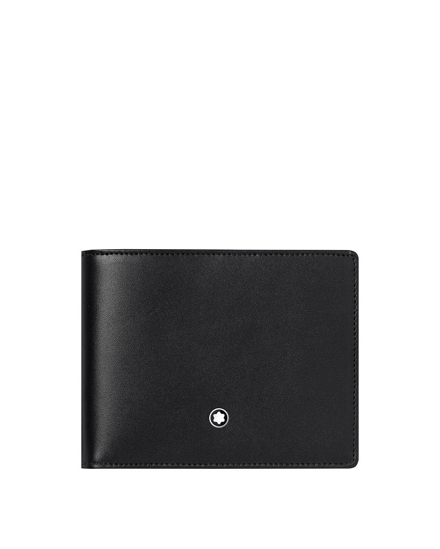 Men's Meisterstuck Leather Bifold Wallet