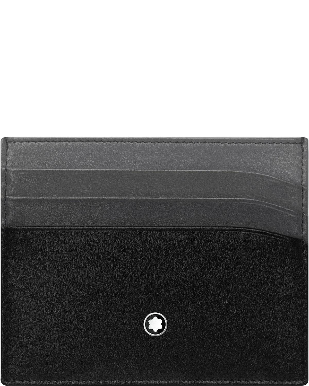 Men's Meisterstuck Leather Card Holder