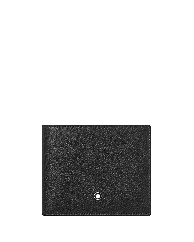 Men's Meisterstuck Soft Grain Leather Bifold Wallet