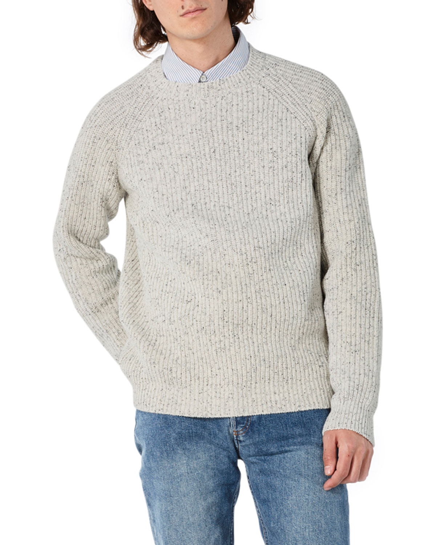 Men's Ludo Raglan-Sleeve Sweater