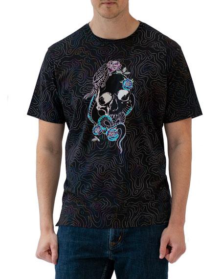 Robert Graham Men's Archstone Graphic T-Shirt