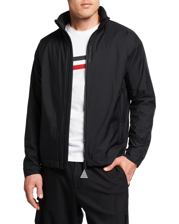 Men's Itier Nylon Taped-Seam Jacket