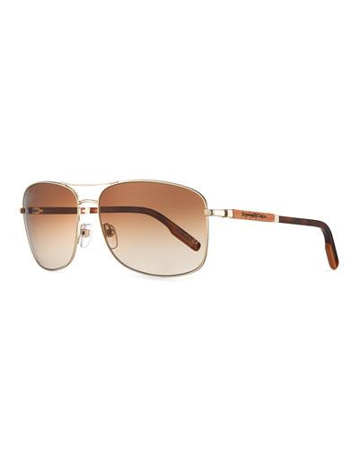 80/'s Retro Vintage Sunglasses Pink frame Red Cherry Gradient lens way