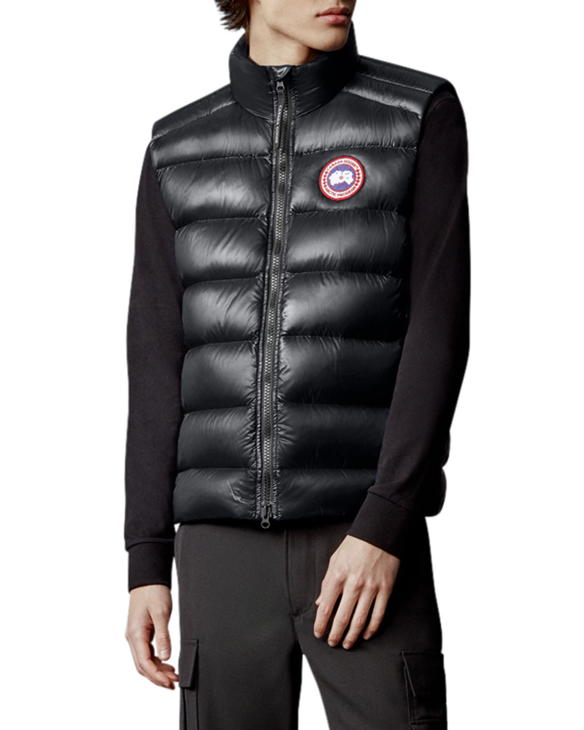 Canada Goose MEN'S CROFTON QUILTED DOWN VEST