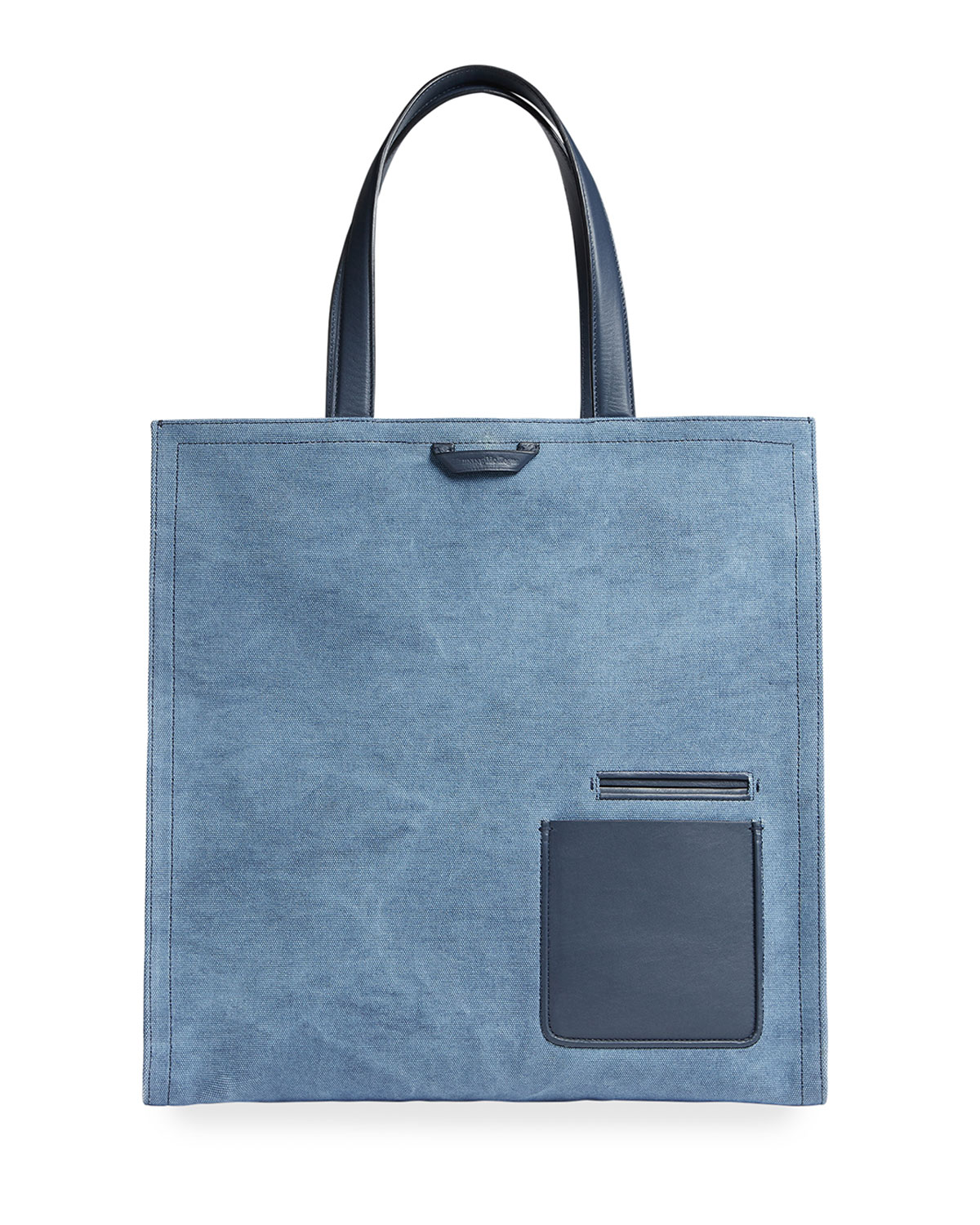 Ermenegildo Zegna MEN'S BLAZER CANVAS TOTE BAG
