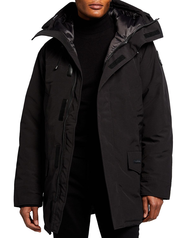 Men's Langford Hooded Parka