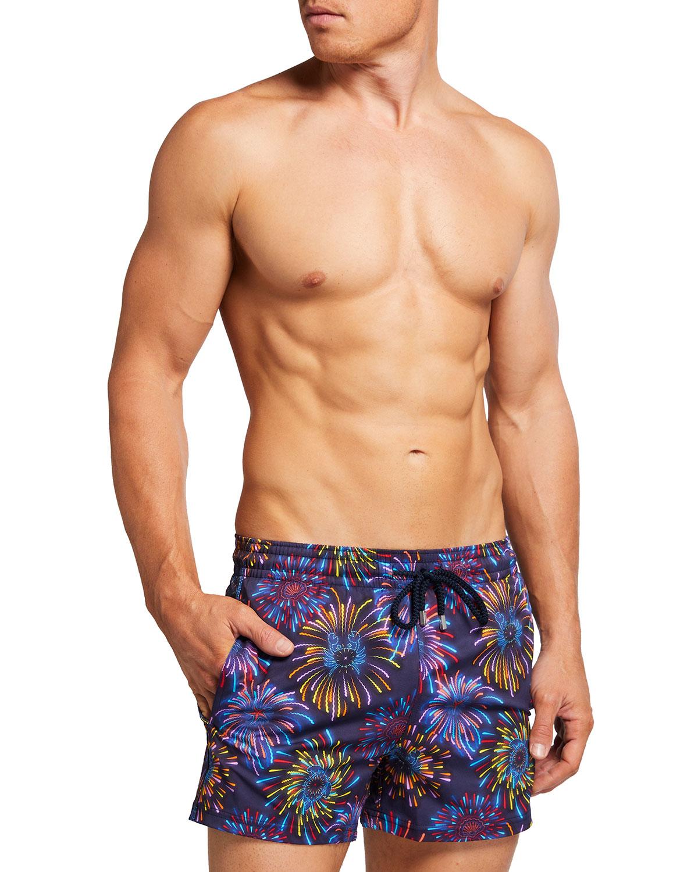 Men's Fireworks Swim Shorts