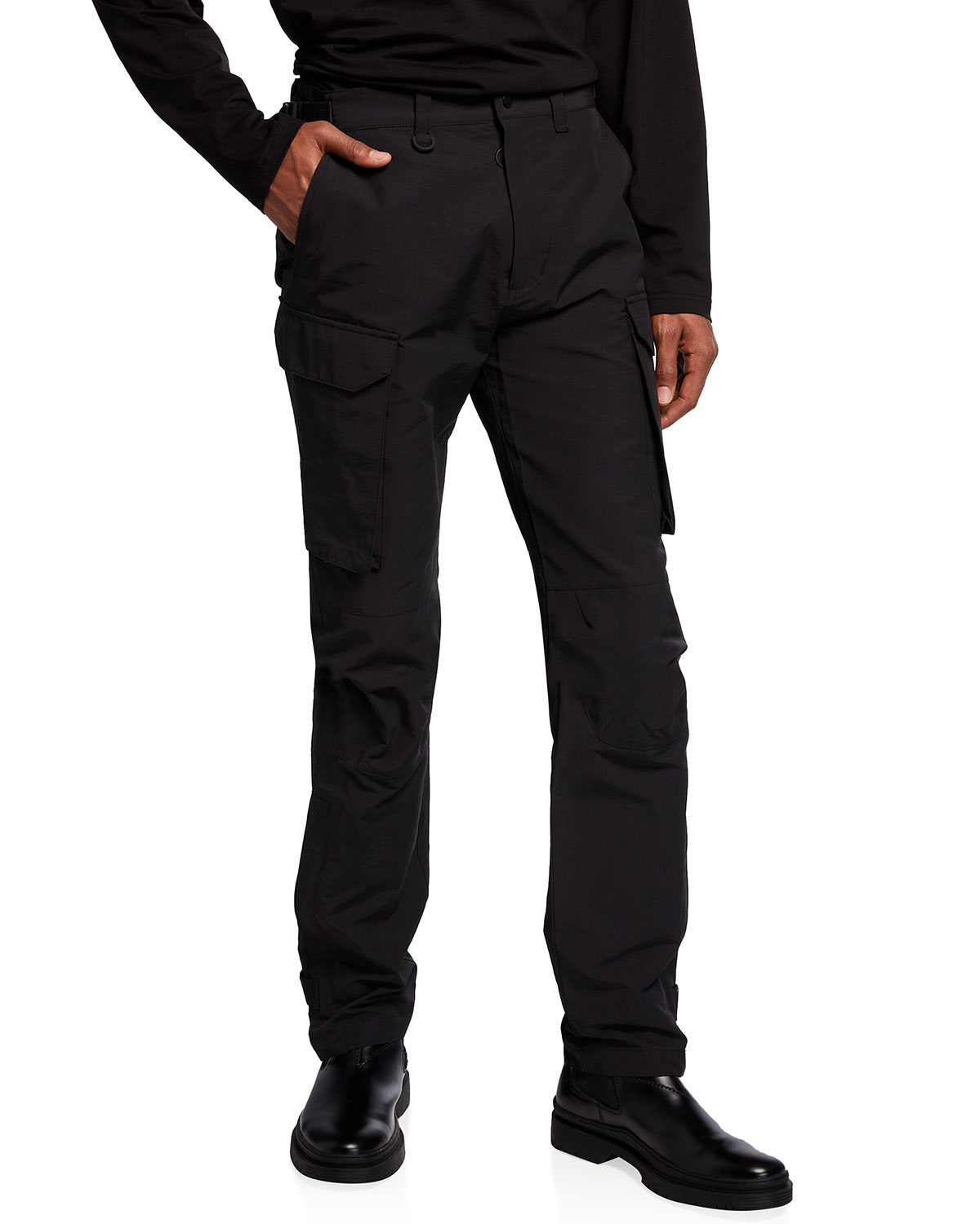Stampd MEN'S DRILL CARGO PANTS