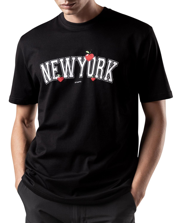 Stampd MEN'S NEW YORK HEART T-SHIRT