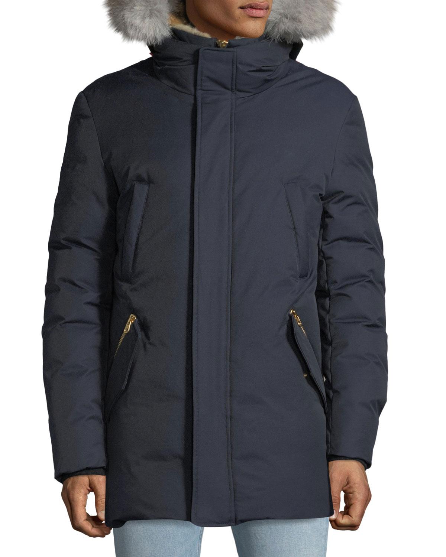 Edward Lux Down Jacket