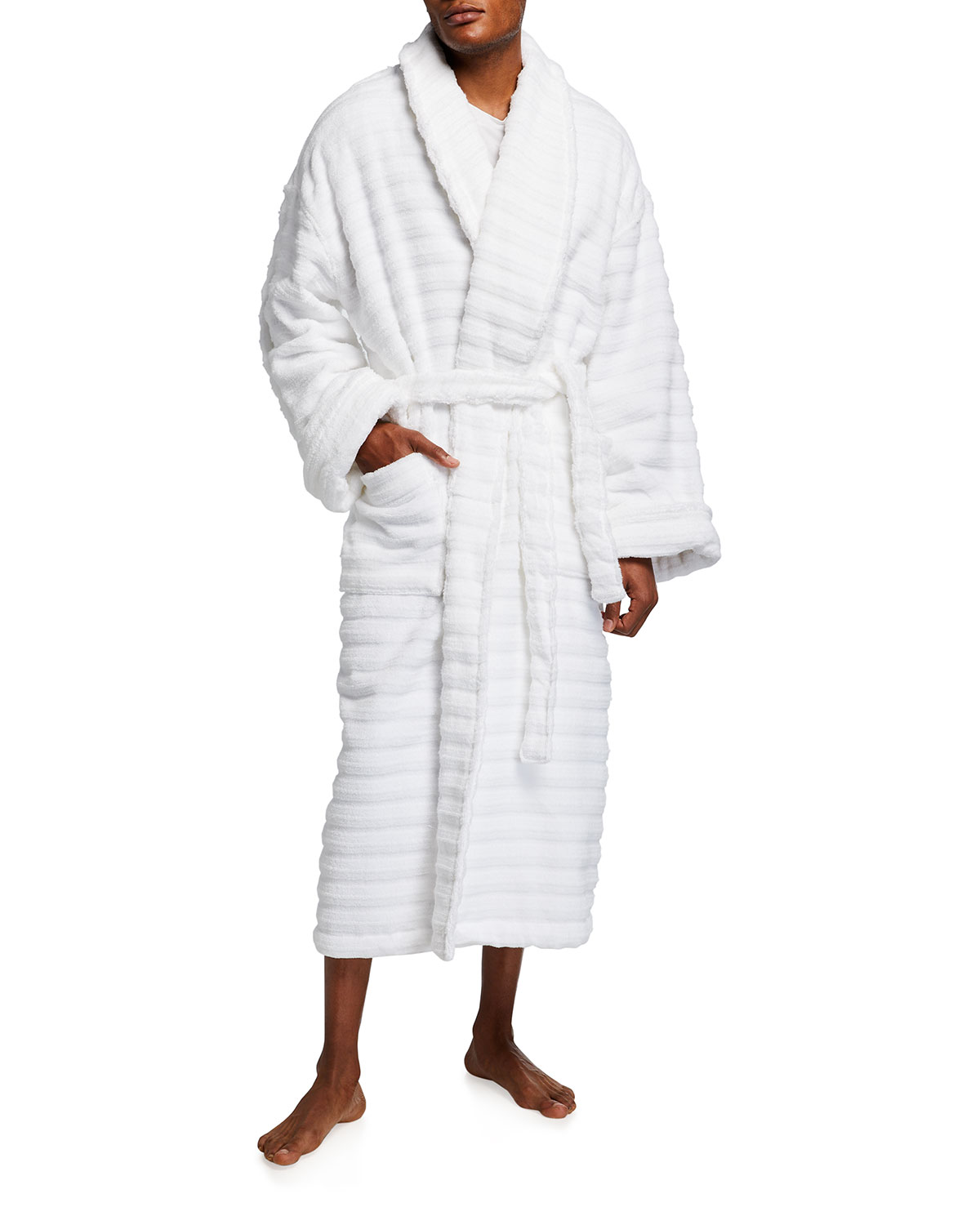 Men's Mount Royal One Size Thick Terry Shawl Robe