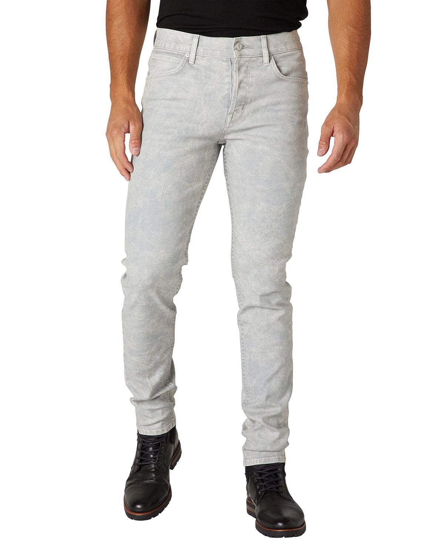 Men's Zack Coated Skinny Jeans