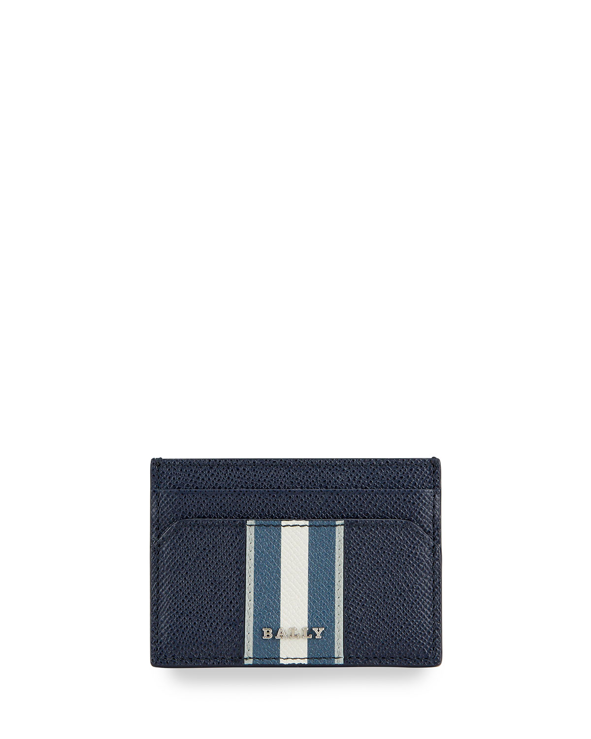 Bally MEN'S TRAINSPOTTING LEATHER CARD CASE