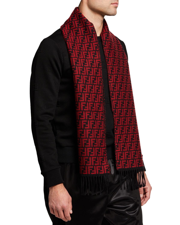 Men's FF Wool Scarf