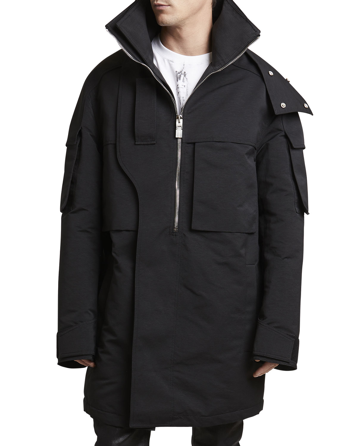 Givenchy MEN'S OVERSIZED PADDED PARKA