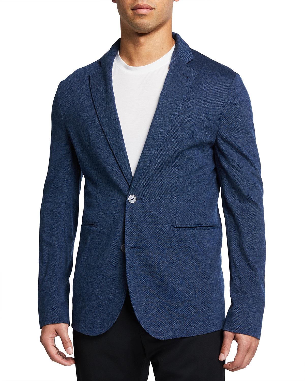 Men's Travel Soft Cotton Coat