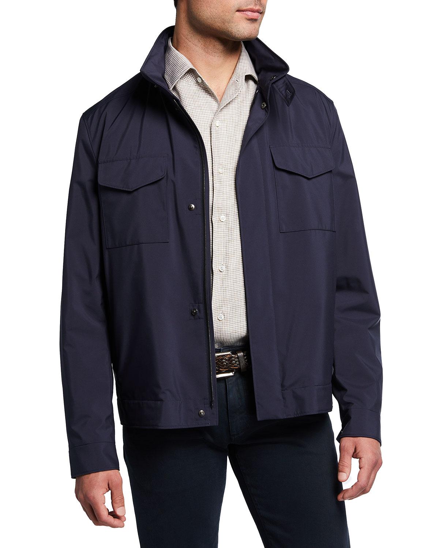 Men's Windmate Traveler Bomber Jacket