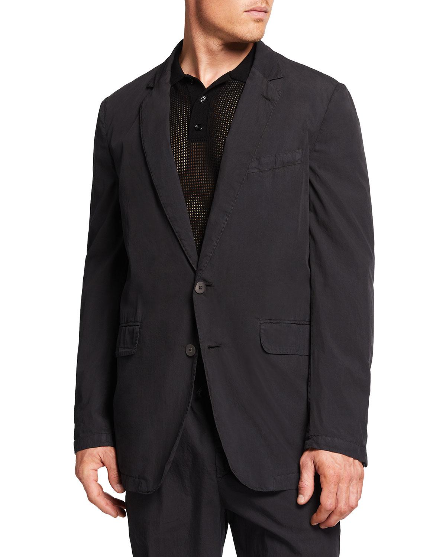 Men's Bentone Garment-Dyed Sport Jacket