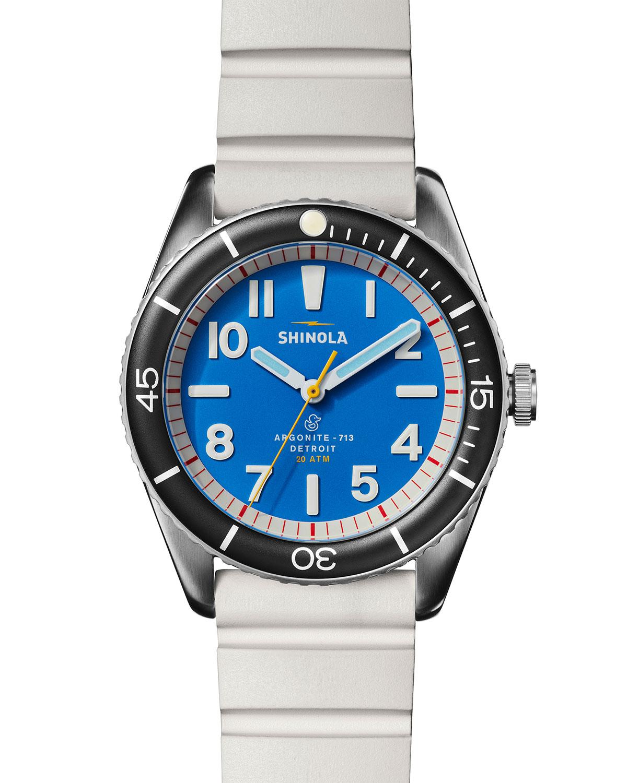 Men's The Duck 42mm 2-Strap Watch Gift Set
