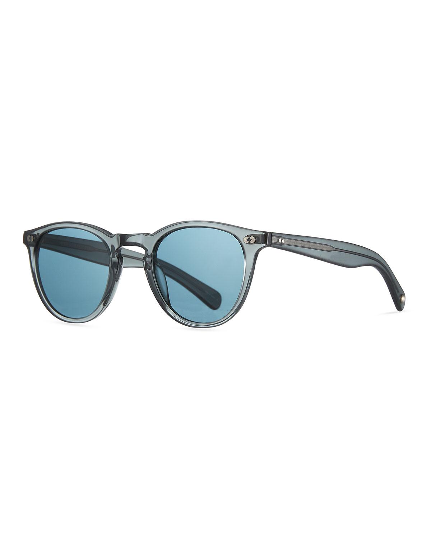 Men's Hampton X Round Acetate Sunglasses