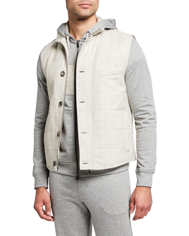 Men's Summertime Storm Vest
