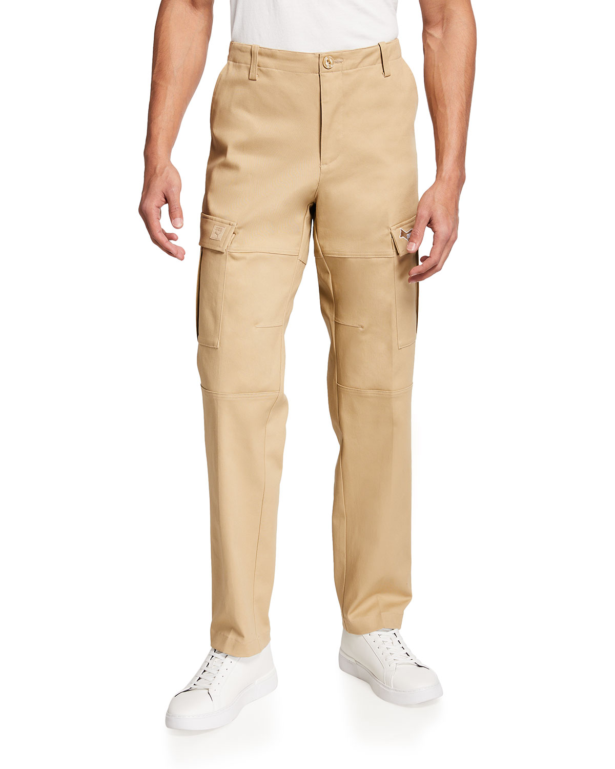 Puma MEN'S X MAISON KITSUNE FOX CARGO PANTS