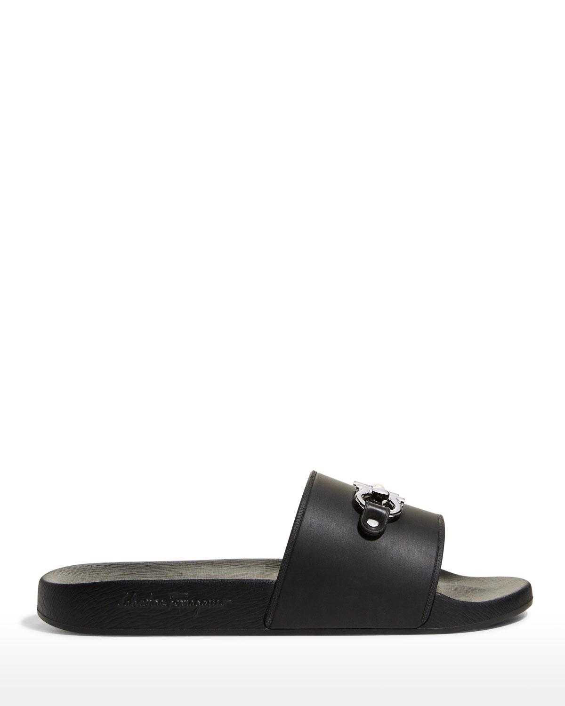 Men's Groove 11 Gancini Slide Sandals