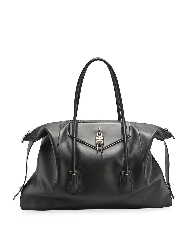 Men's Antigona Lock Soft Large Bag