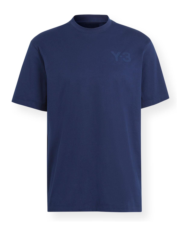 Y-3 MEN'S CLASSIC CHEST LOGO T-SHIRT