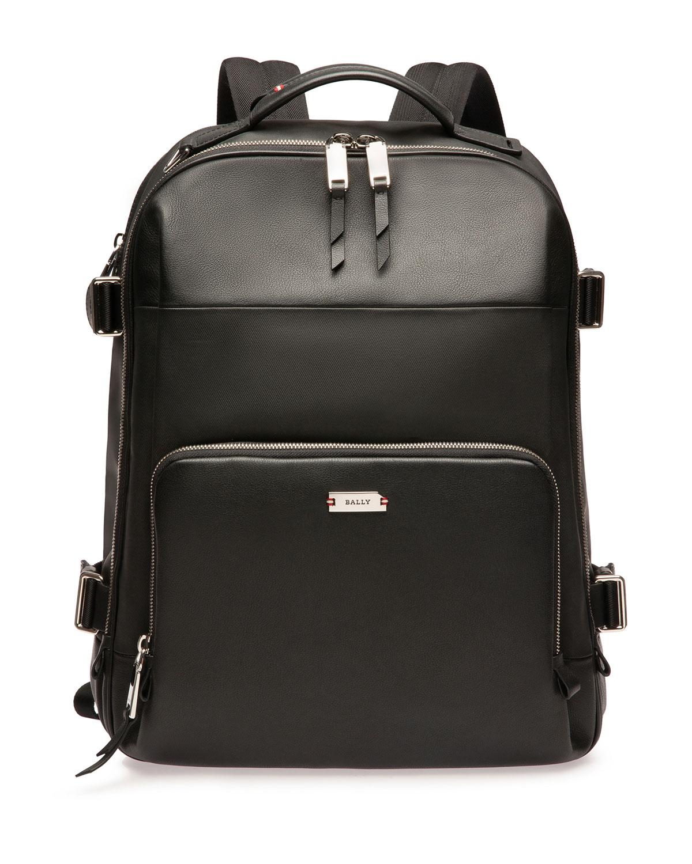 Men's Veltan Mixed-Media Backpack