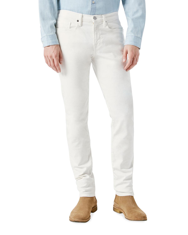 Men's L'Homme Slim-Fit Jeans