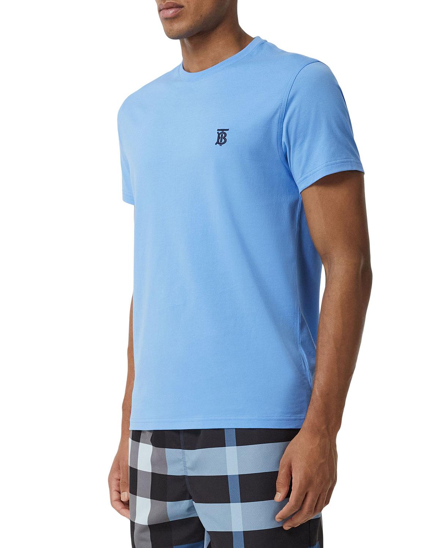 Burberry T-shirts MEN'S TB PARKER T-SHIRT