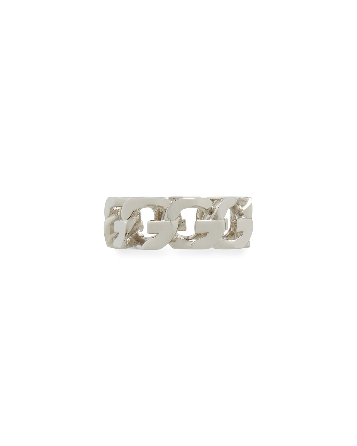 Givenchy MEN'S G CHAIN RING