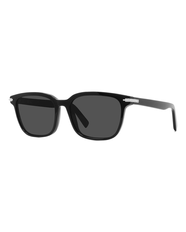Men's Blacksuit Rectangle Sunglasses