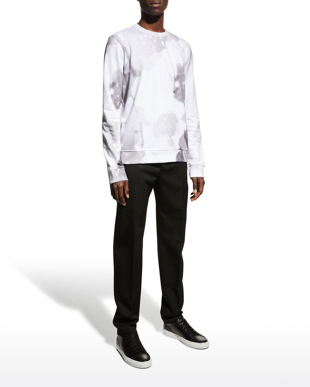 Men's Shady Flowers Sweatshirt
