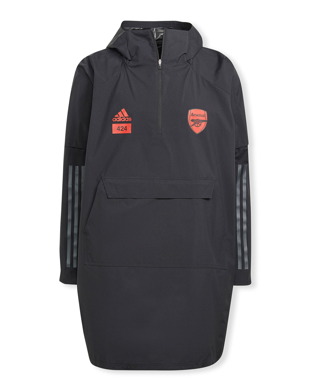 x Arsenal FC x 424 Men's Hooded Poncho