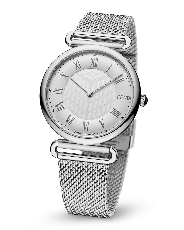 Men's 41mm Palazzo Mesh Bracelet Watch